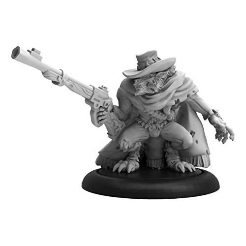 Wolf with No Name ??? Riot Quest Scout (metal/resin) Blister