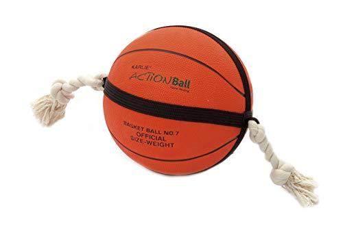 Karlie Action Ball - Fuß- und Basketbälle ø: 24 cm orange