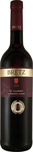 Ernst Bretz Saint Laurent Barrique Bechtolsheimer Petersberg QbA 0,75 l