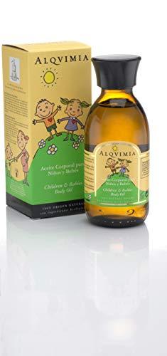 ALQVIMIA - Aceite Corporal para Niños y Bebés 150 ml