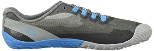 Merrell Women's Vapor Glove 4 Fitness Shoes, Grey (Monument), 6 (39 EU)