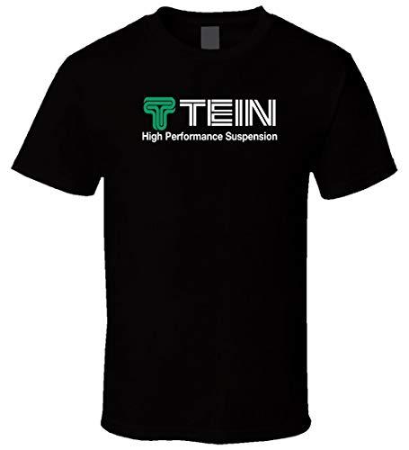 Tein Suspension 6 T Shirt Graphic Top Printed Tee Mens Shirt Black S