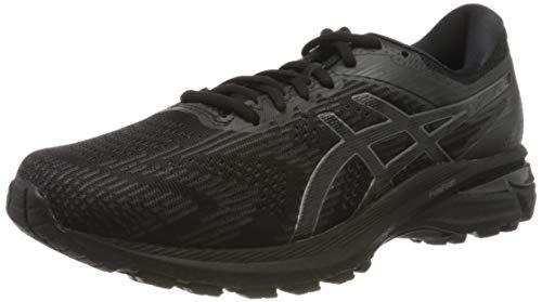 ASICS Herren GT-2000 8 Running Shoe, Schwarz, 44.5 EU