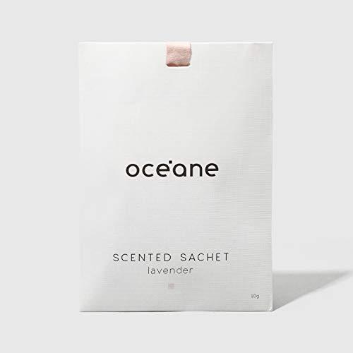 Sache Perfumado Lavanda, Scented Sachet, Océane, Océane, Branco