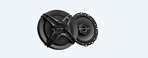 Sony XS-FB163G Coaxial 6.5 3 Way Extra Bass Speaker (Black)