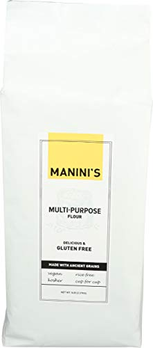 Maninis Gluten Free, Flour Multi Purpose, 80 Ounce