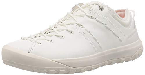 Mammut Herren Zapatilla HUECO Advanced Low Sneaker, Bright White, 42 2/3 EU