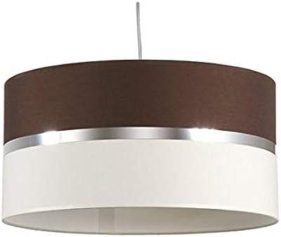 MiniSun - Pantalla para lámpara de techo moderna Hampshire ...