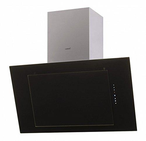 CATA THALASSA 900XGBK - Campana (Empotrable en techo, Canalizado, C, B, A, B)