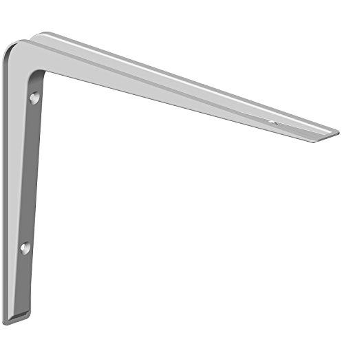 Element System 18133-00140 Alido / Regalträger / 2 Stück / weiß / 190 x 270 mm