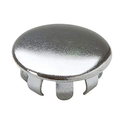 Symmons GIDDS-133959 Temptrol Handle plug button, Polished Chrome