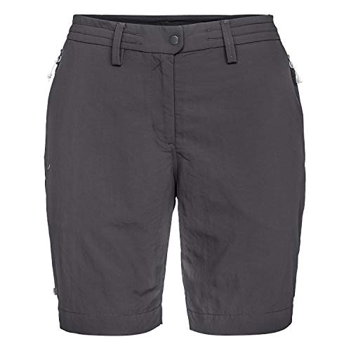 Salewa PUEZ Dry W Shorts Femme, Magnet, FR : M (Taille Fabricant : 44/38)