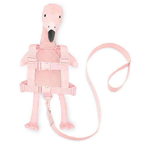 Travel Bug Toddler Character 2-in-1 Safety Harness (Flamingo...