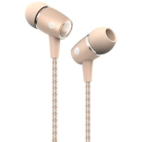 Huawei 22040218 Motor in-Ear Kopfhörer mit Mikrofon am 12Plus Gold - 3