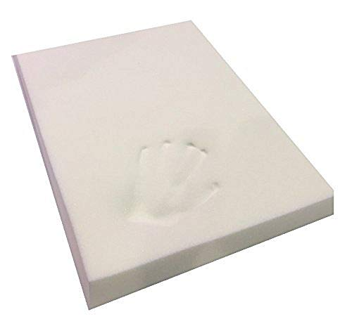 Bodymould Mattresses Schaumstoffmatte/Memory-Foam-Matte, Polyurethan, 36 x 24 x 3 (90 x 60 x 7.5cm)