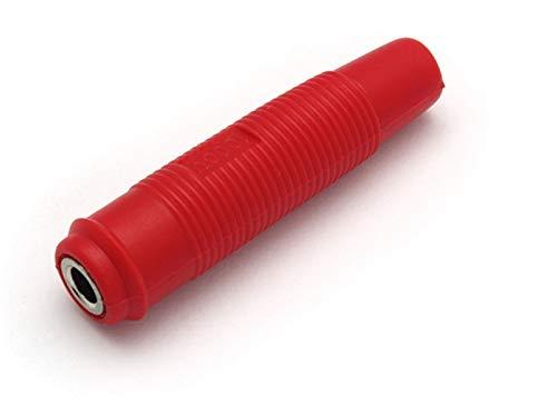 Kupplung 4mm für Kabelmontage, VPE 10 Stück, SET 5 Farben