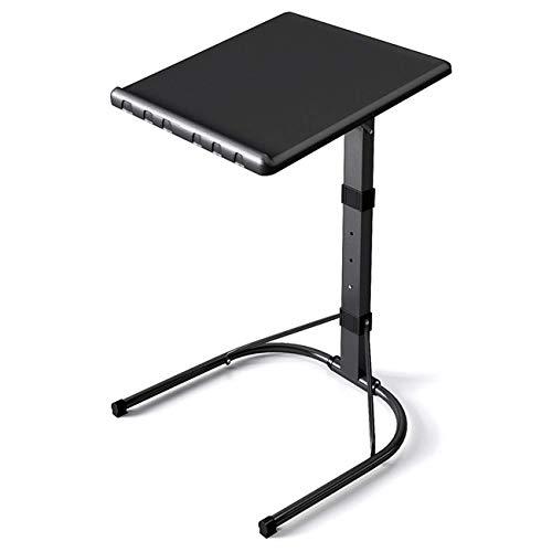 LZHi1 Beistelltisch Laptoptisch Computertische Laptop-Tisch Für Sofa/Bett, Höhenverstellbare Computertisch-Workstation, Klappbarer Nachttisch Für Zuhause, Schlafsaal, Büro Und Krankenhaus