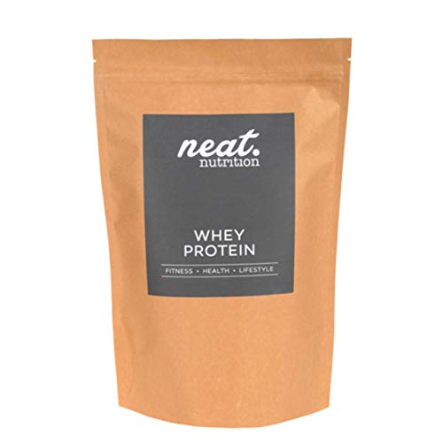 NEAT NUTRITION WHEY Protein Powder, Everyday Workout & Muscle Recovery - Vanilla - 1KG
