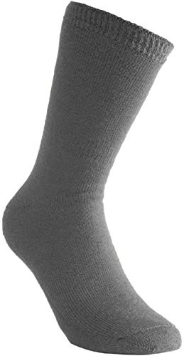 Woolpower 400 Socks - Chaussettes thermiques 45 gris