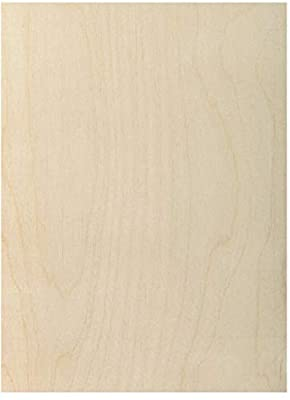 "5 mm 1/4"" X 12"" X 24"" Premium Baltic Birch Plywood - B/BB Grade - 12 Flat Sheets by Wood-Ever"