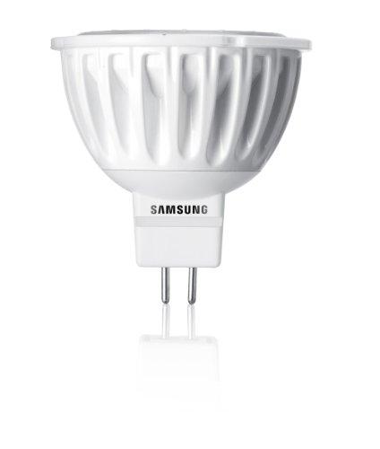 Samsung LED Reflektor MR16 GU5,3 2700K 12V Essential 4,0 W, 35 W, Abstrahlwinkel 40 Grad 310lm SI-M8 W06SAD0EU