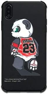 1 piece Hot Pop Trend Street Sport Kung Fu Panda Phone Cases for iphone 6 6S 6Plus 7 8 Plus X XR XS Max Jordan Jersey 23 Soft Cover Case