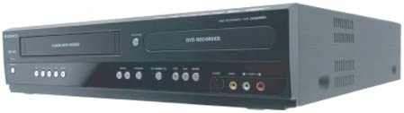 Magnavox ZV457MG9 Dual Deck DVD/VCR Recorder,Black product image