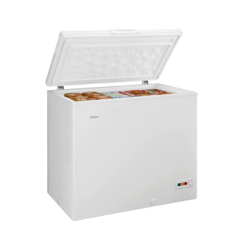 Haier BD143RAA freestanding Chest 146L A+ White freezer - freezers (freestanding, Chest, Up, A+, White, SN-T)