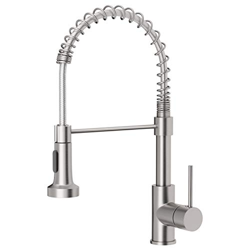 OWOFAN Kitchen Faucets Low Lead Commercial Solid...
