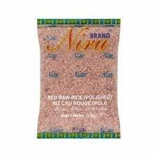 Niru/Kings Red Raw Rice (polished) - 1kg