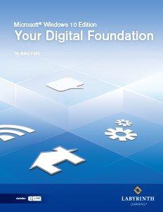Your Digital Foundation (YDF), Printed Textbook with ebook & eLab