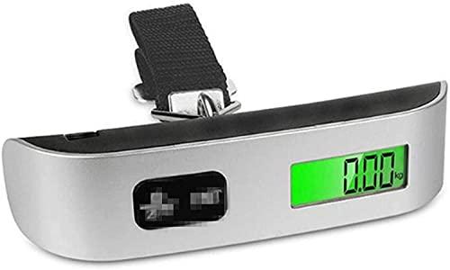 XJYDS Bilancia dei Bagagli 5. 0KG. Digital Bilancia Elettronica da Viaggio Portatile Portatile Bilanda per Bagagli Ideale per Viaggi Aerei