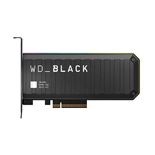 Western Digital WD Black 内蔵SSD AN1500 WDS200T1X0L-EC NVMe PCIe Gen 3 x 8接続 ゲームPC 2TB 5年保証...