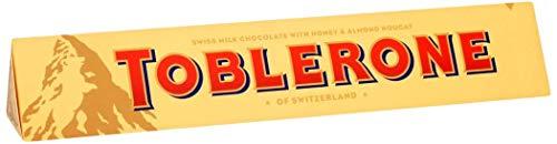 Toblerone Milk grande barretta di cioccolato, 360g