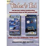 Rider's Ed: Learn to Snowboard AND Style, Park & Pipe: Two best selling instructional videos on one DVD
