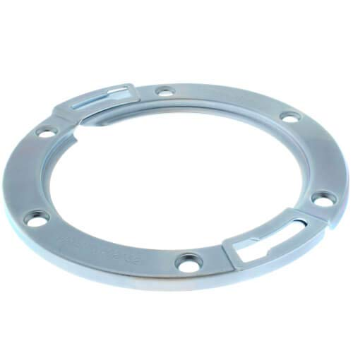 Galvanized Two-Piece Repair Ring w/Hardware