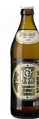 Augustiner Edelstoff 11 x 0,5l Flaschen +1 0,5l Flasche Gratis