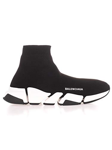 Balenciaga Luxury Fashion Herren 617239W17021015 Schwarz Polyamid Slip On Sneakers | Herbst Winter 20