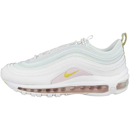 Nike Wmns Air MAX 97, Zapatillas Mujer, Blanco (White...