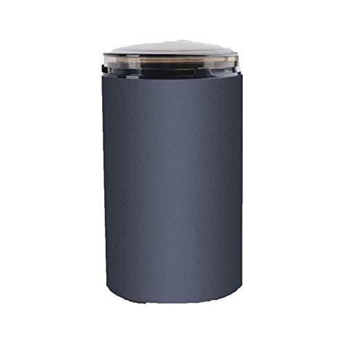 ELXSZJ XTZJ Grinder Elettrico per caffè - Rame - capacità da 1,8 oz con Pulsante Facile on/off.Pennello per la Pulizia Incluso!