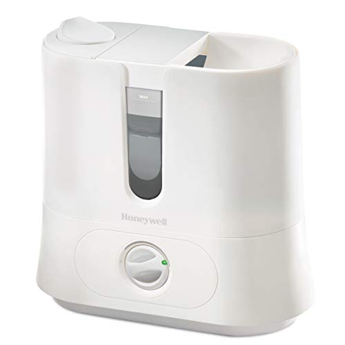 Honeywell Easy to Care Removable Top Fill Ultrasonic humidifier, 1.25 gallons, White
