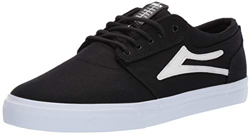 Lakai Footwear Griffin Tennisschuh, Textilgröße, Schwarz, Schwarz (Textil schwarz), 39.5 EU