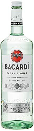 Bacardi Carta Blanca Rum (1 x 3l)