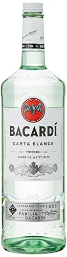 Bacardi Carta Blanca Rum (1 x 3 l)