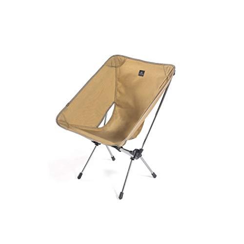 SFS Silla de camping plegable silla de camping portátil al aire libre, silla de camping plegable ligera para mochileros y camping muebles