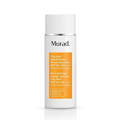 Murad Environmental Shield City Skin Age Defense Broad Spectrum SPF 50 - Sunscreen for Face, 50 ml