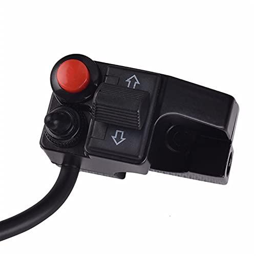 Interruptor Moto Manillar 7/8