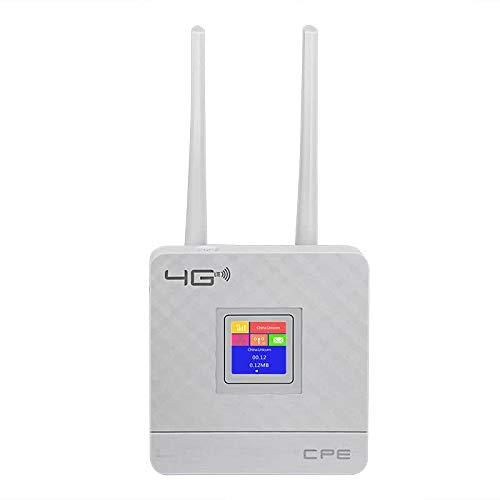 4G LTE SIM Card CPE WiFi Router