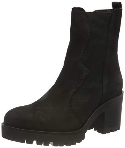 Buffalo Damen MUSA Mode-Stiefel, BLACK, 38 EU