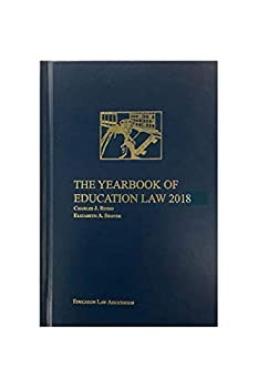 Yearbook of Education Law 2018